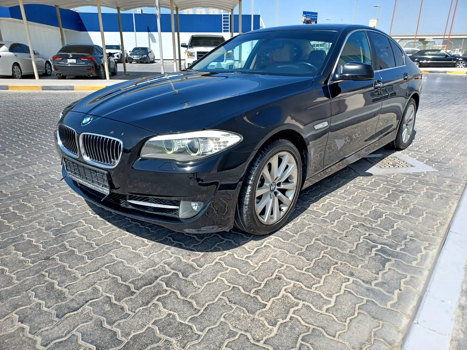 Used BMW 523i 2011 For Sale In Dubai