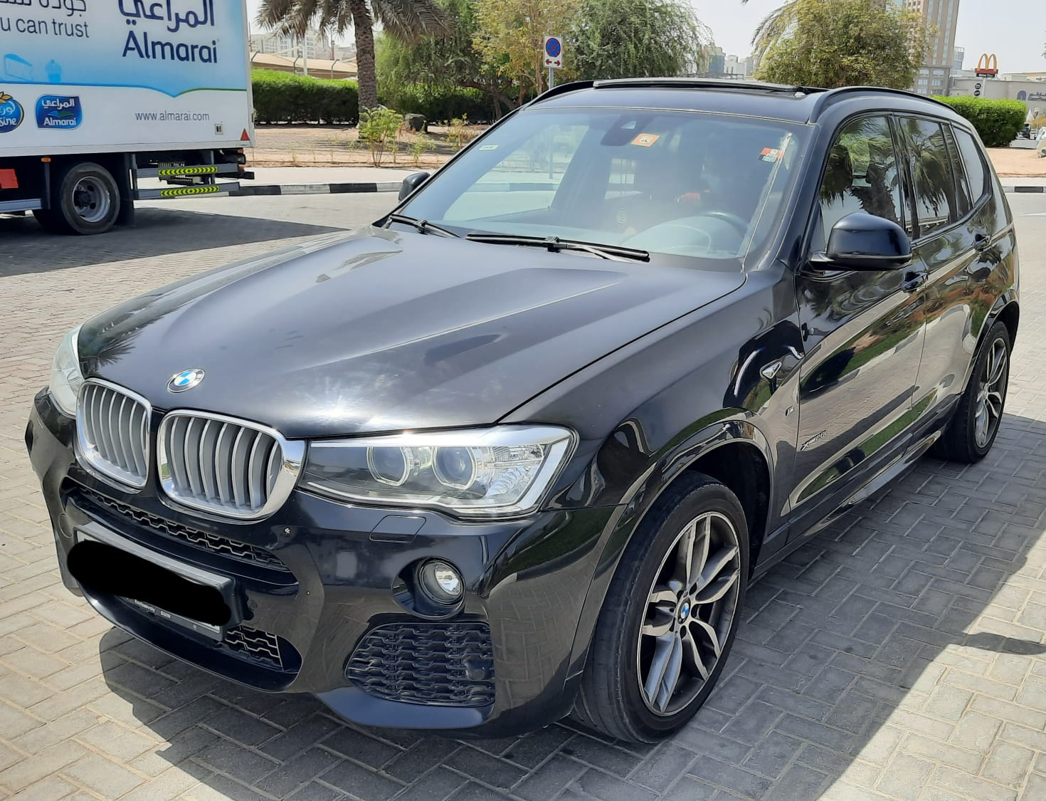 Used BMW X3 28i 2016 For Sale In Dubai