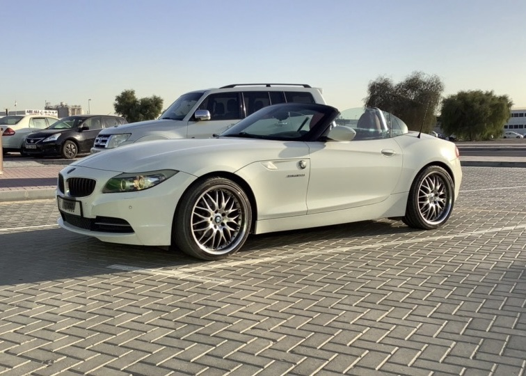 Used BMW Z4 Coupe 2013 For Sale In Dubai