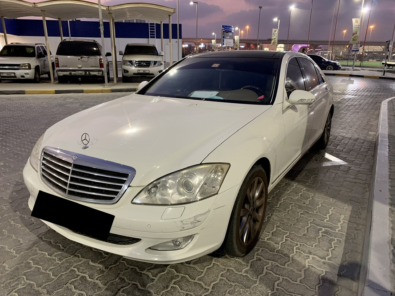 Used Mercedes-Benz S 350 2007 For Sale In Dubai