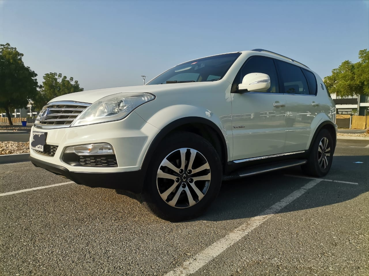 Used Ssangyong Rexton 2014 For Sale In Dubai