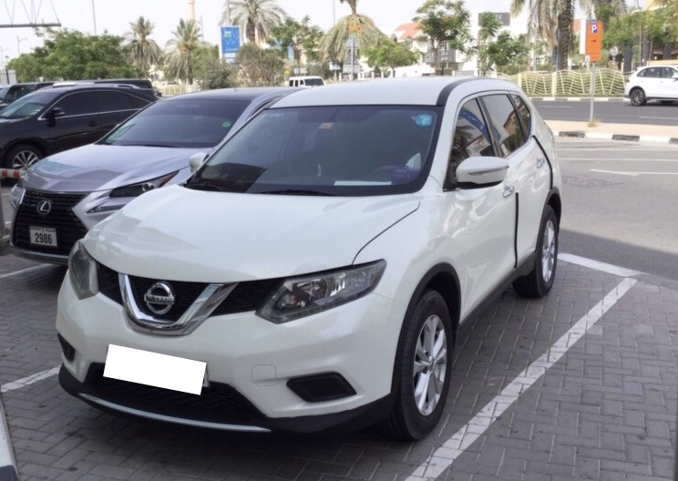 Used Nissan X-Trail (2.5 S 7-seat) 2016 For Sale In Dubai
