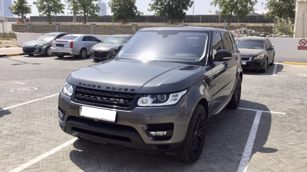Used Land Rover Range Rover Sport HSE 2016 For Sale In Dubai
