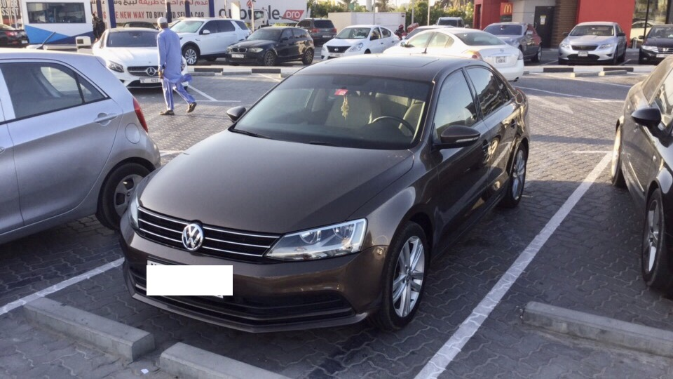 Used Volkswagen Jetta 2.5 SEL 2016 For Sale In Dubai