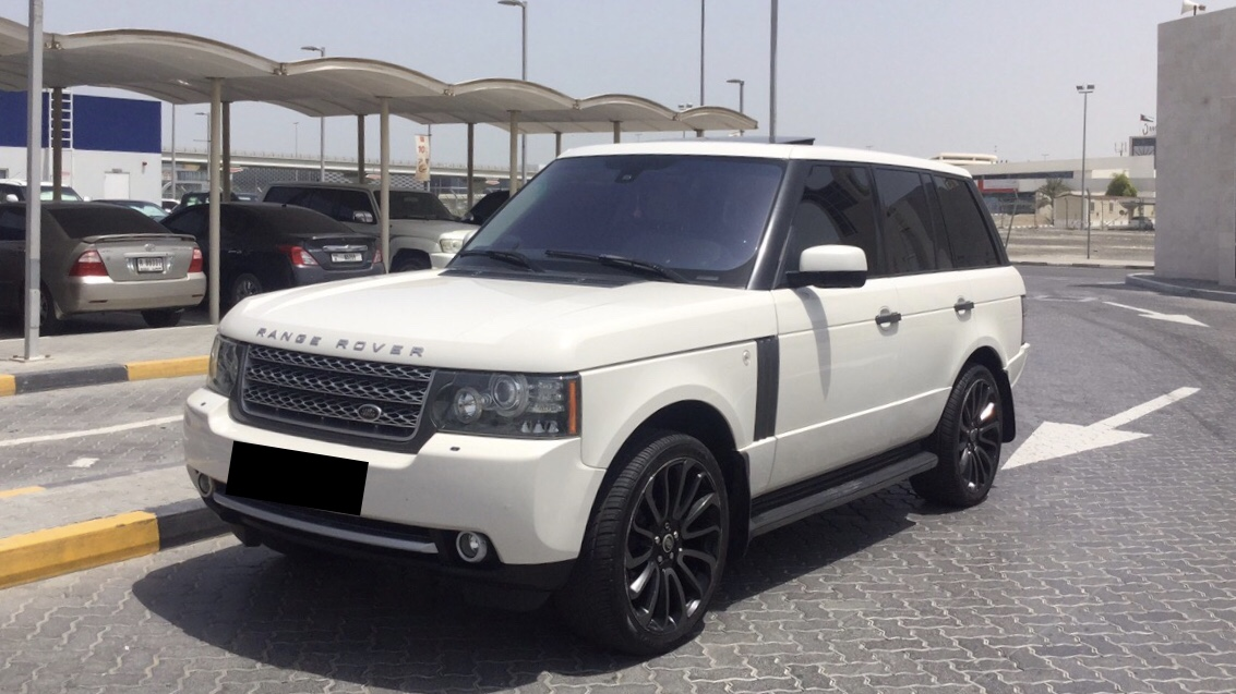 Used Land Rover Range Rover HSE 2010 For Sale In Dubai