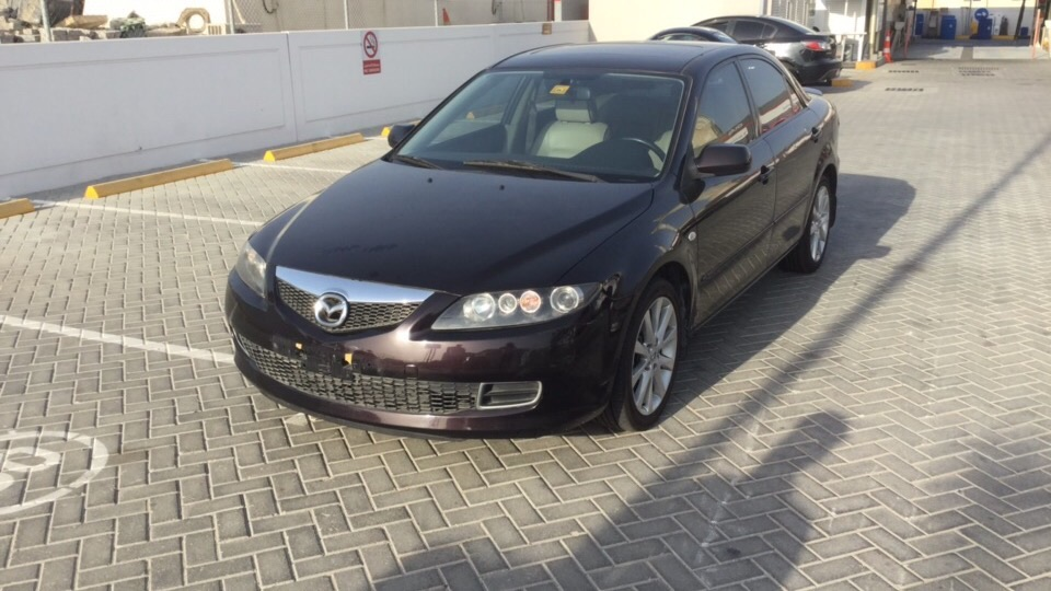 Used Mazda 6 2007 For Sale In Dubai