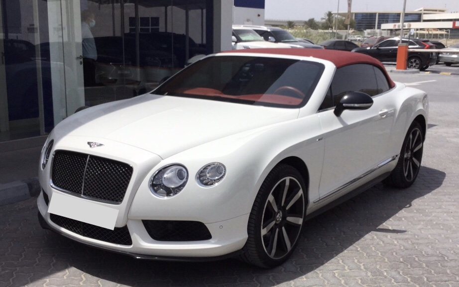 Used Bentley Continental GT V8 2015 For Sale In Dubai