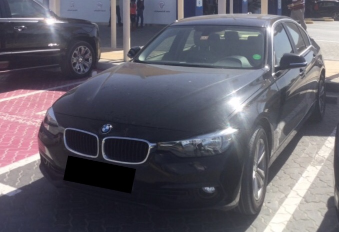 Used BMW 318i 2017 For Sale In Dubai