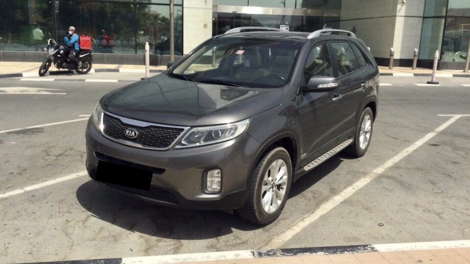 Used Kia Sorento V6 2015 For Sale In Dubai
