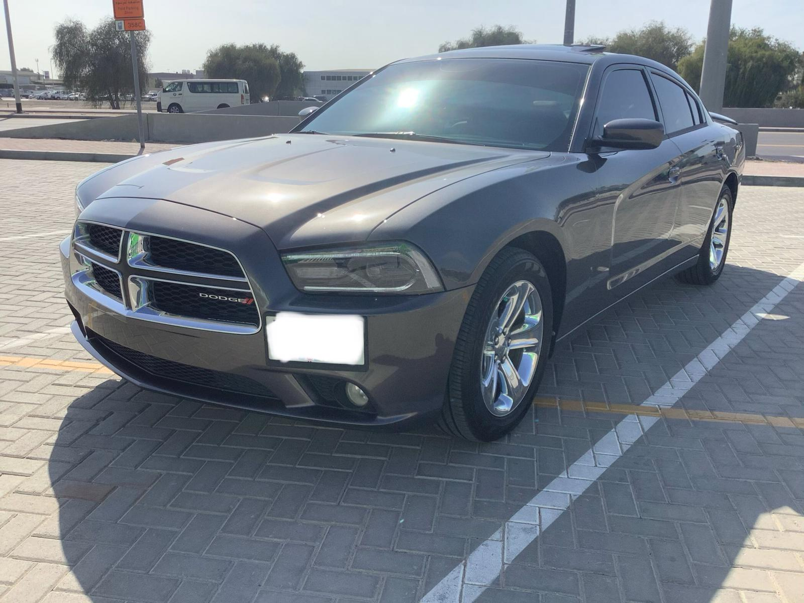Used Dodge Charger V6 2014 For Sale In Dubai