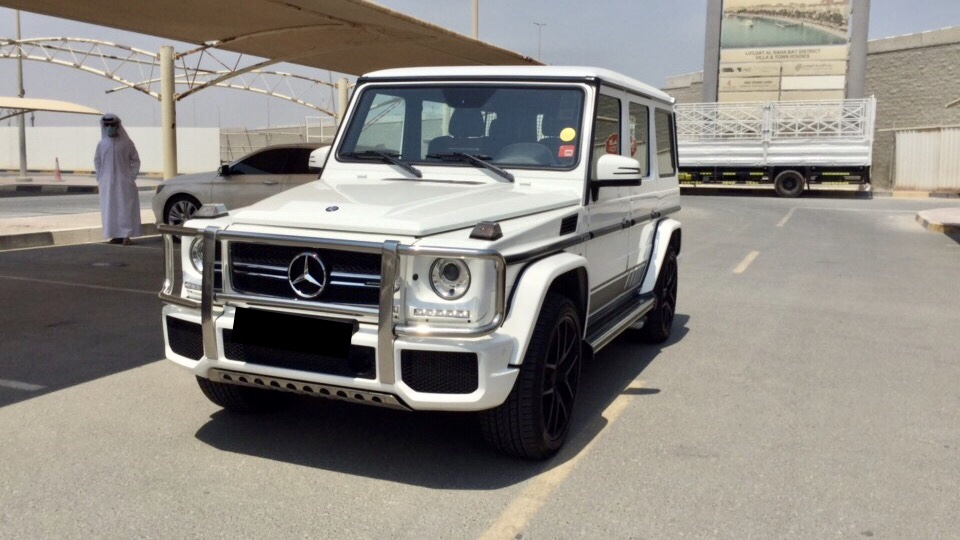 Used Mercedes-Benz G 63 AMG 2017 For Sale In Dubai