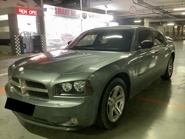 Used Dodge Charger V8 2006 For Sale In Dubai
