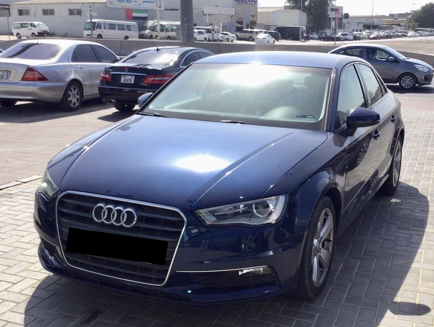 Used Audi A3 Sedan 1.4 TFSI 30 2016 For Sale In Dubai
