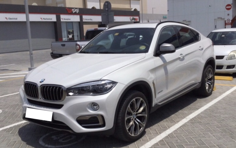 Used BMW X6 35i 2016 For Sale In Dubai
