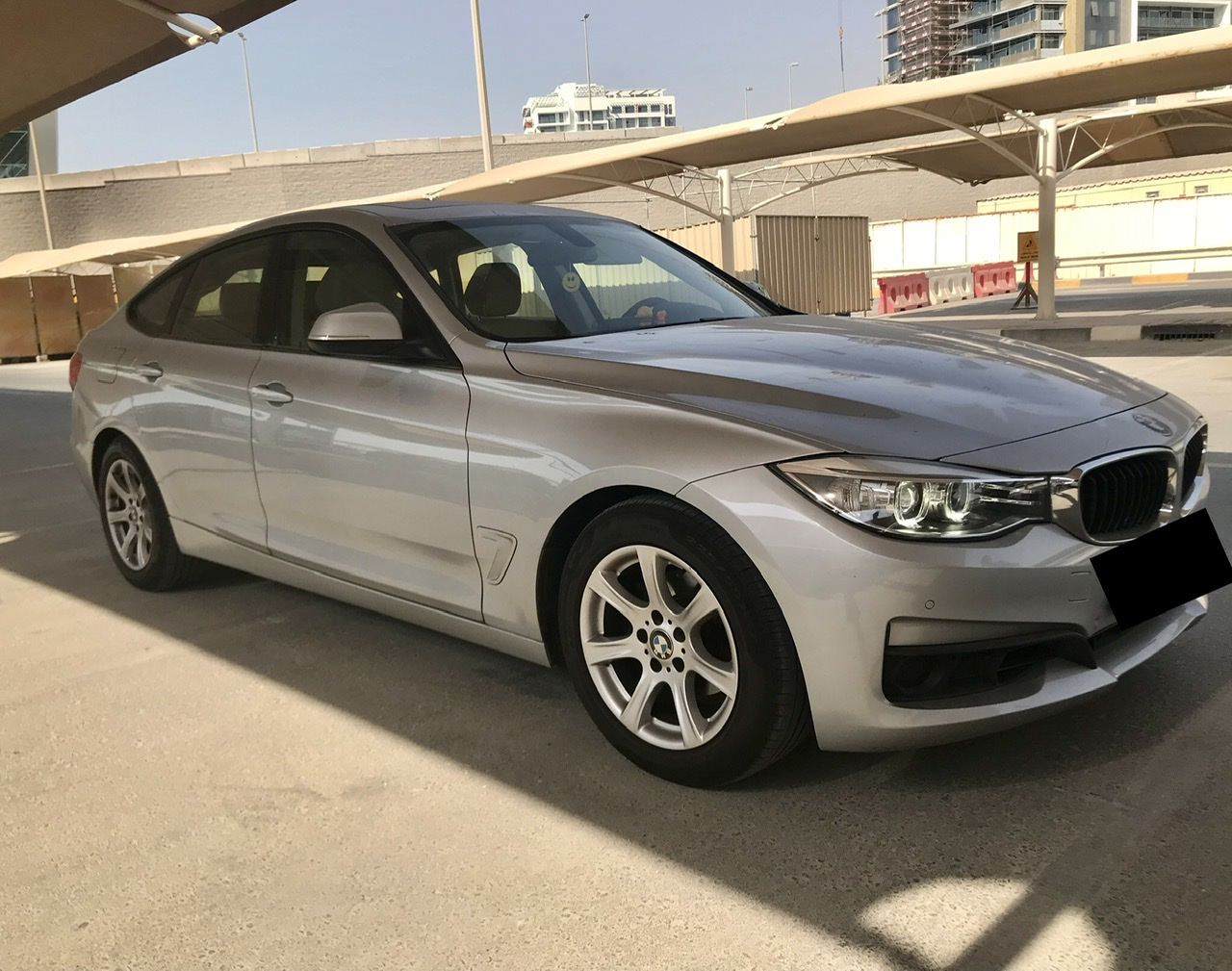 Used BMW 320i GT 2014 For Sale In Dubai