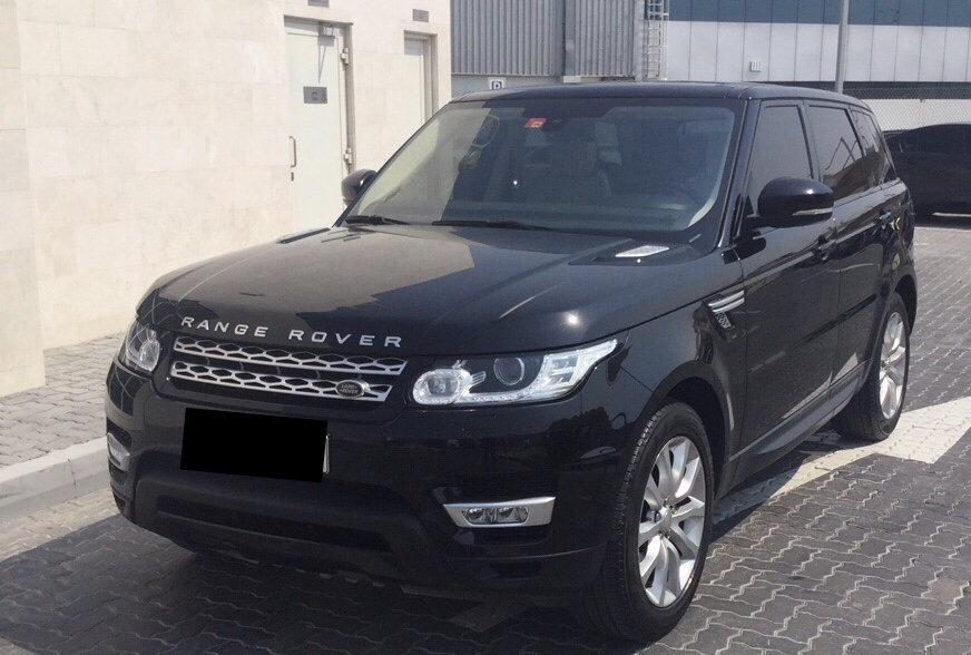 Used Land Rover Range Rover Sport HSE 2015 For Sale In Dubai