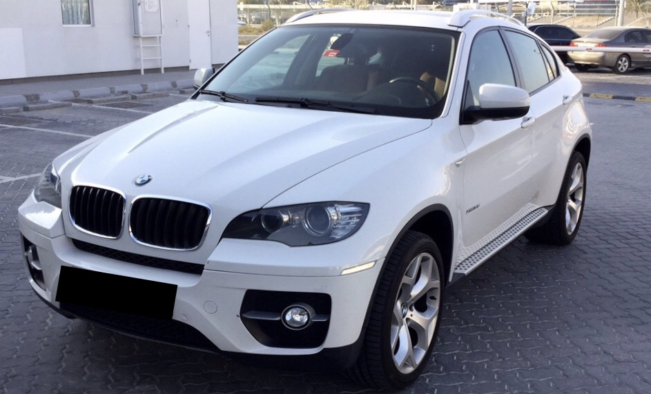 Used BMW X6 35 EX 2011 For Sale In Dubai