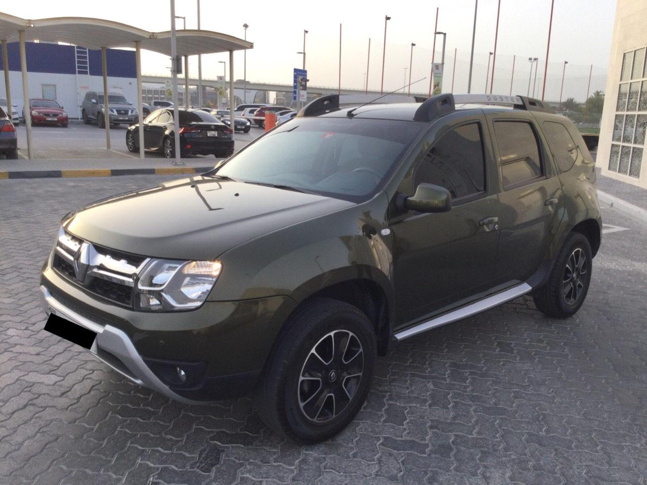 Used Renault Duster 4x4 2018 For Sale In Dubai