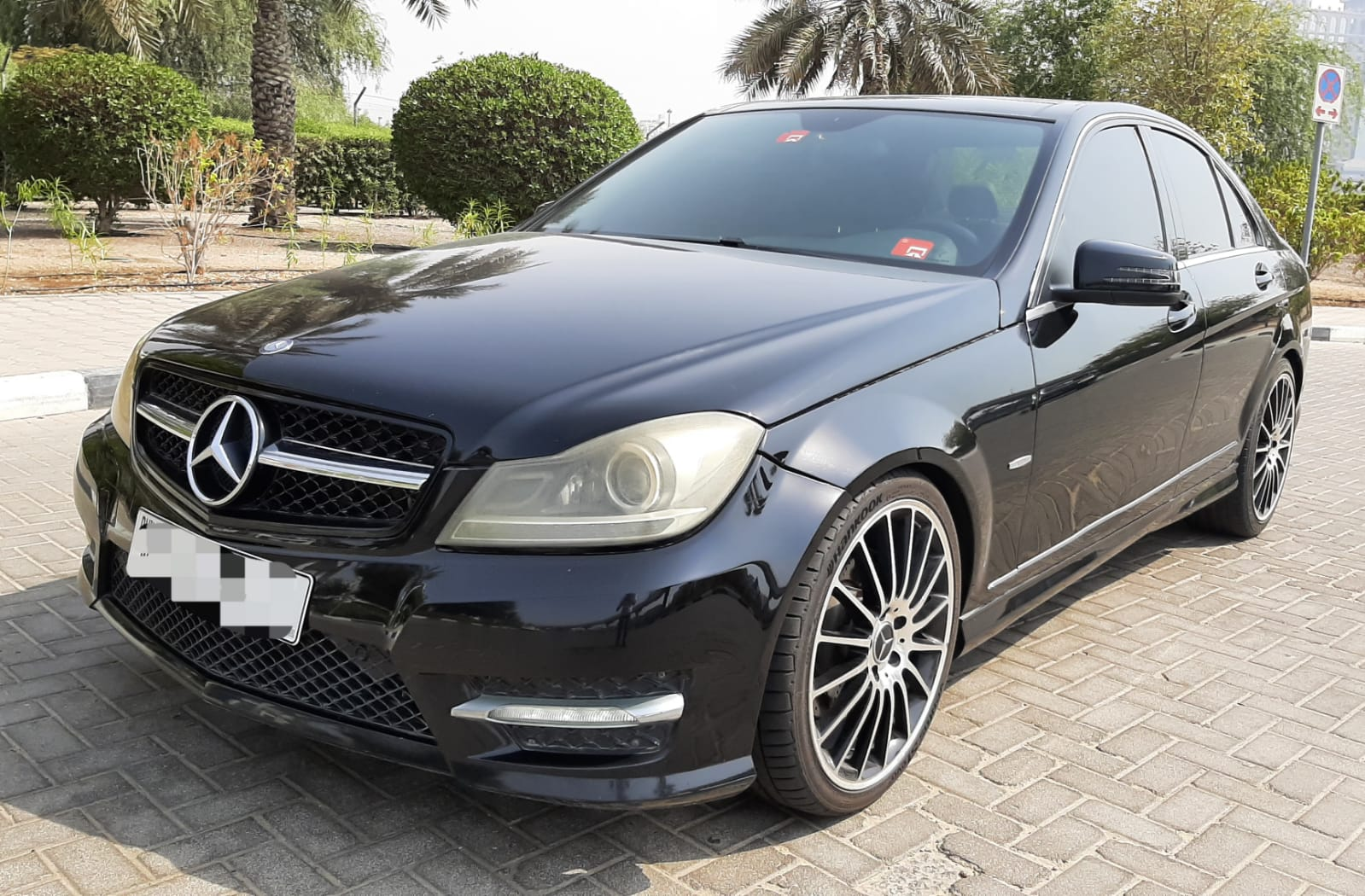 Used Mercedes-Benz C 300 2014 For Sale In Dubai
