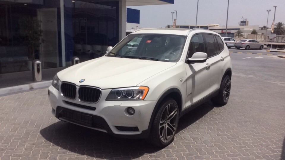Used BMW X3 35i 2014 For Sale In Dubai