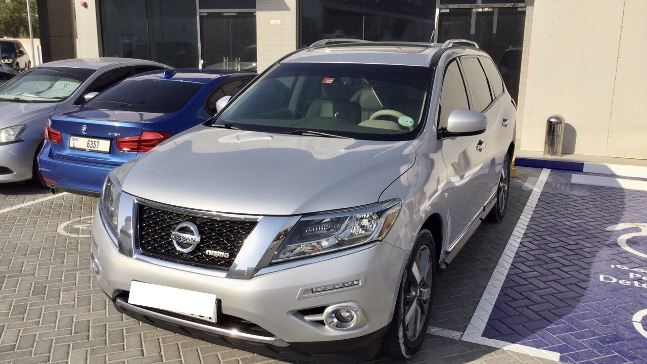 Used Nissan Pathfinder SV AWD 2013 For Sale In Dubai