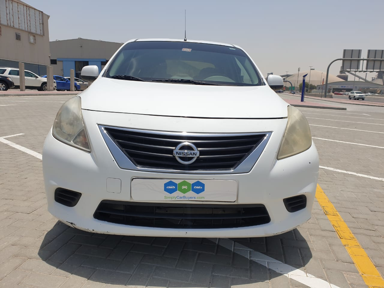 Used Nissan Sunny 2013 For Sale In Dubai