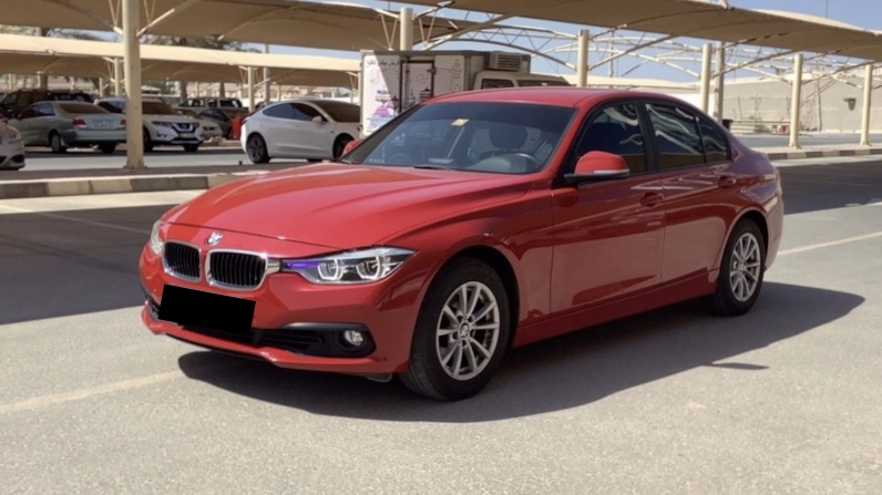 Used BMW 318i 2016 For Sale In Dubai