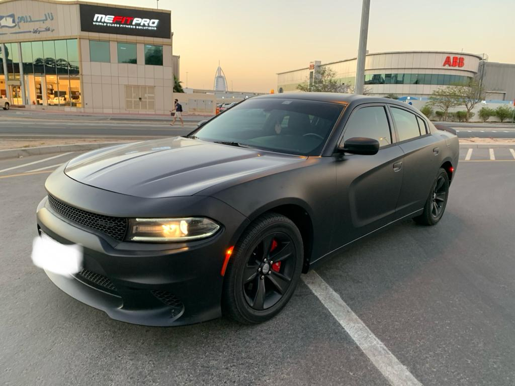 Used Dodge Charger 3.6 SE 2015 For Sale In Dubai