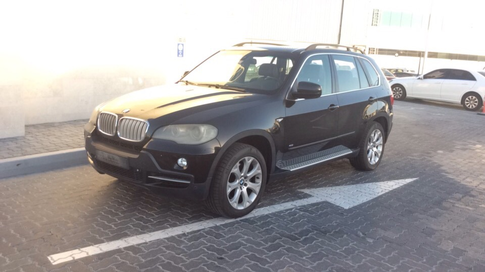 Used BMW X5 4.8 INDV 2007 For Sale In Dubai