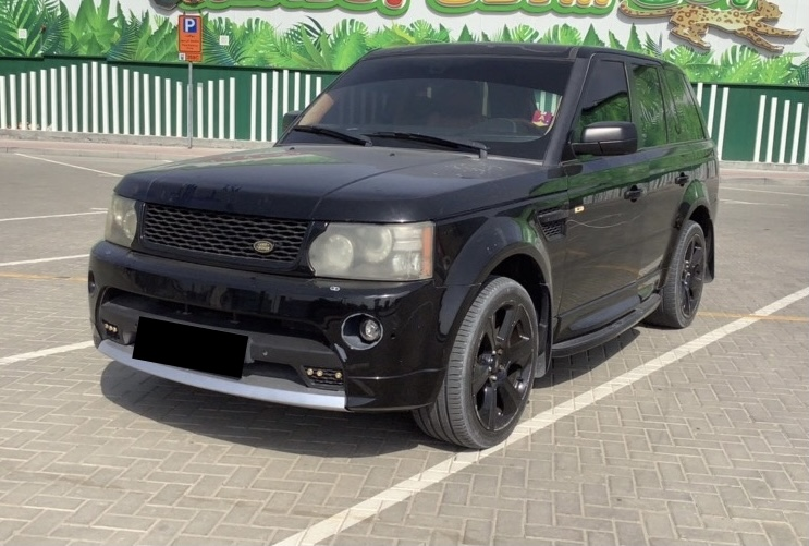 Used Land Rover Range Rover Sport Supercharge 2008 For Sale In Dubai