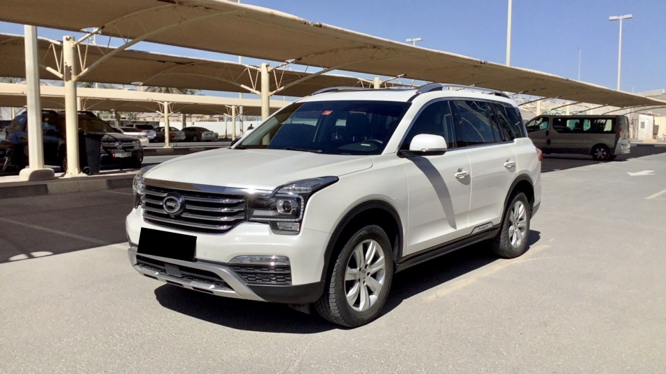 Used GAC GS8 4WD 2018 For Sale In Dubai