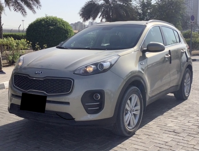 Used Kia Sportage 2.0L 2017 For Sale In Dubai