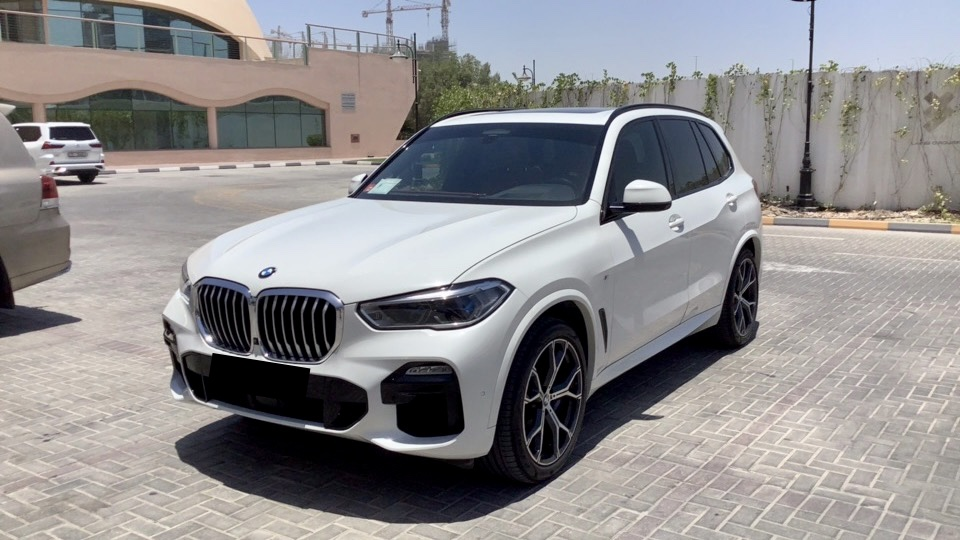 Used BMW X5 40i 2019 For Sale In Dubai
