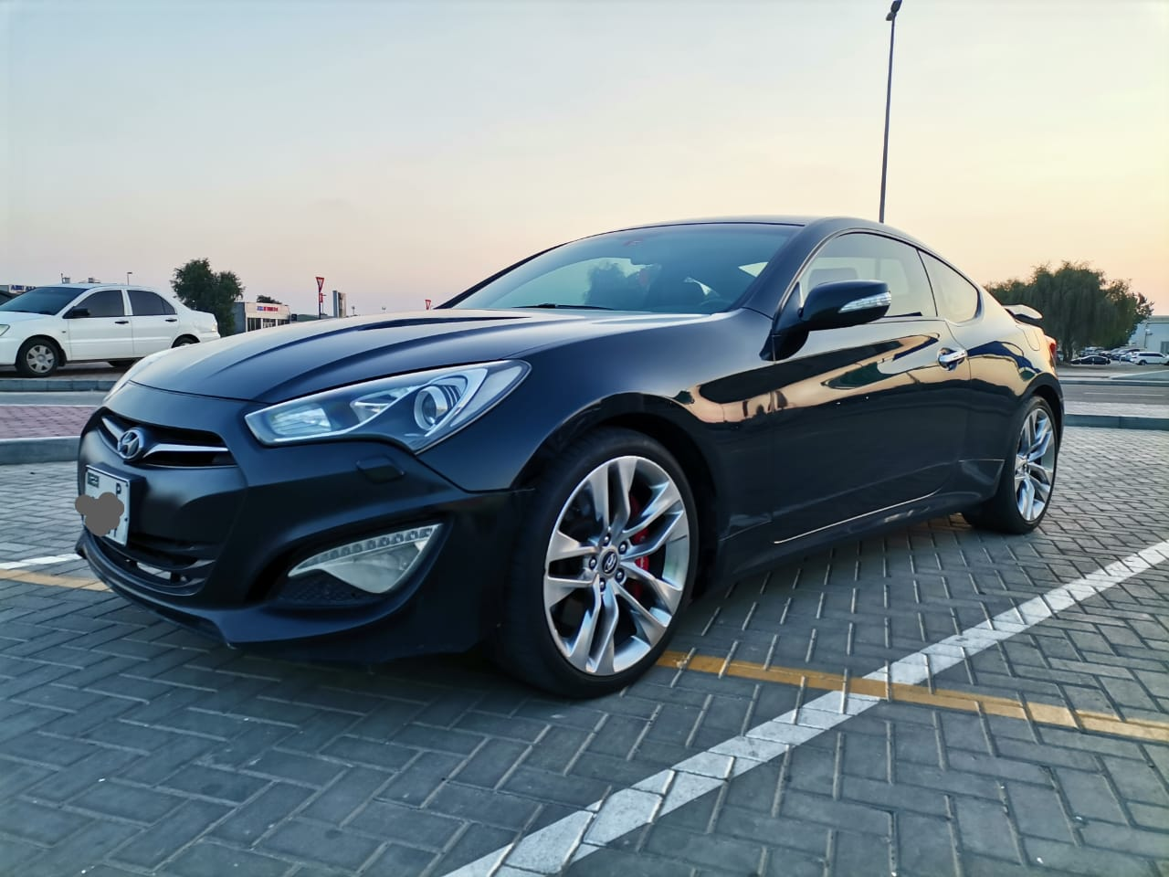 Used Hyundai Genesis Coupe 2015 For Sale In Dubai