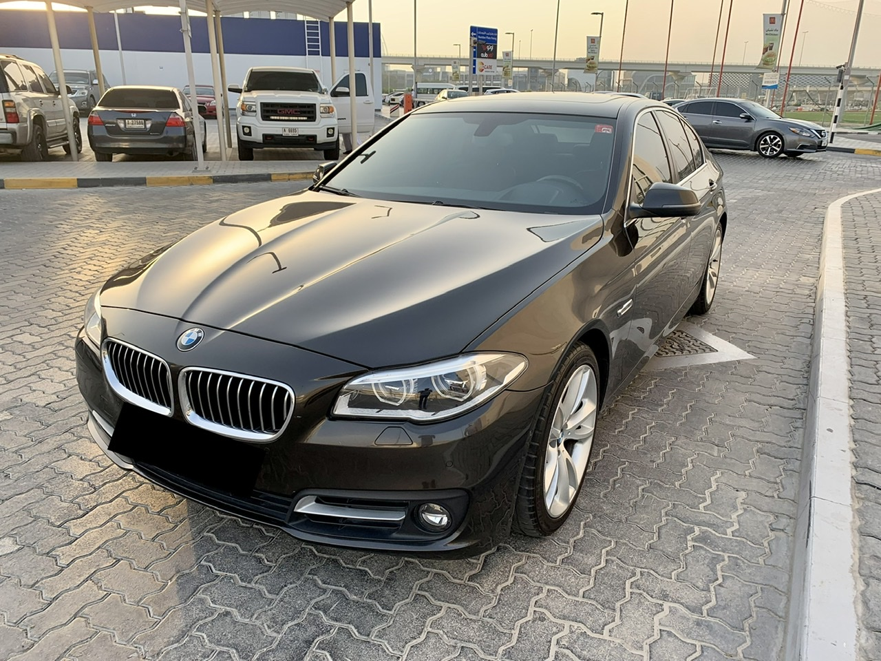 Used BMW 528i 2015 For Sale In Dubai