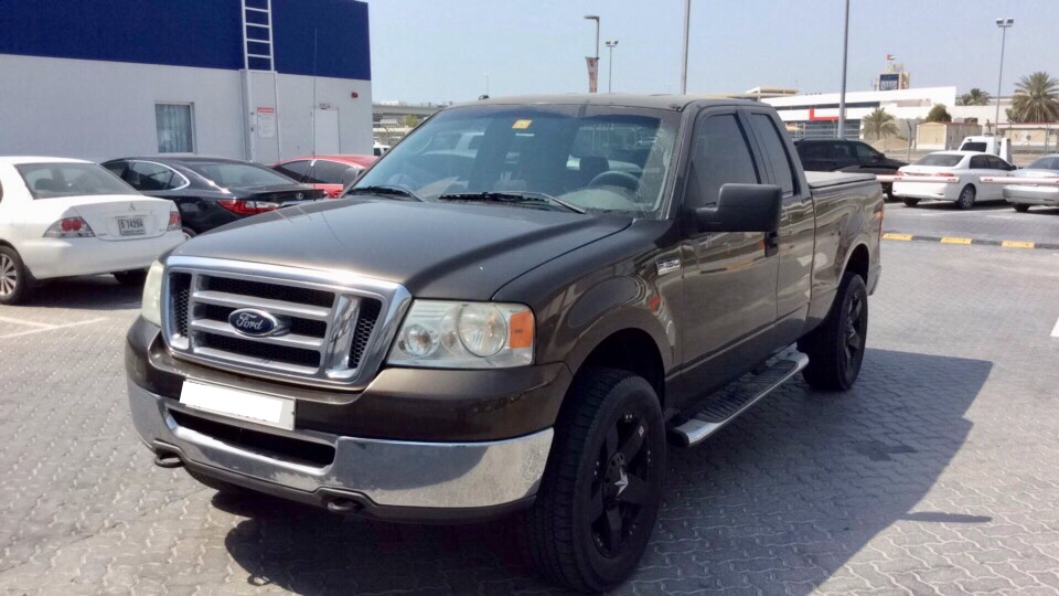 Used Ford F 150 2008 For Sale In Dubai