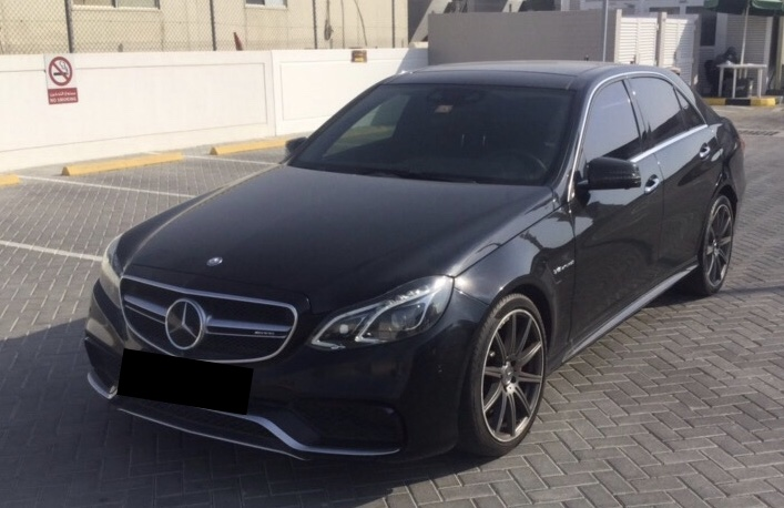 Used Mercedes-Benz E 63 S AMG 2014 For Sale In Dubai