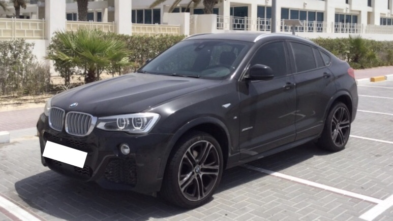 Used BMW X4 35i 2017 For Sale In Dubai