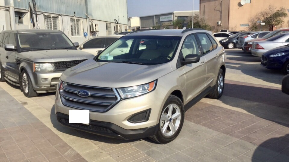 Used Ford Edge 2.0T SE AWD 2017 For Sale In Dubai