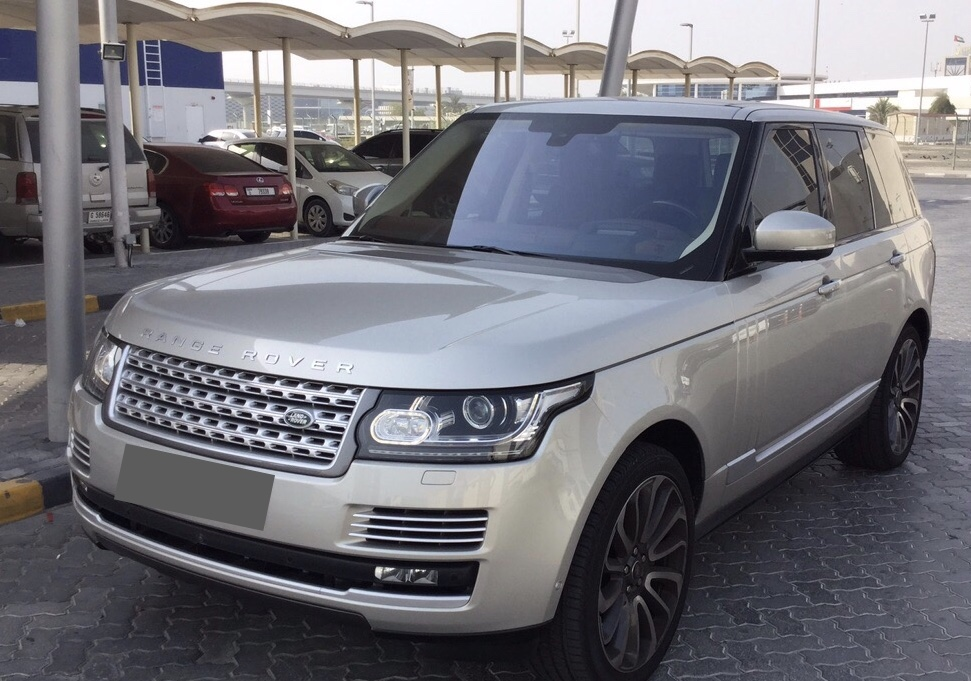 Used Land Rover Range Rover Autobiography 2016 For Sale In Dubai