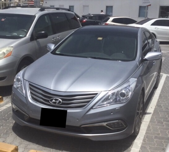 Used Hyundai Azera 2016 For Sale In Dubai