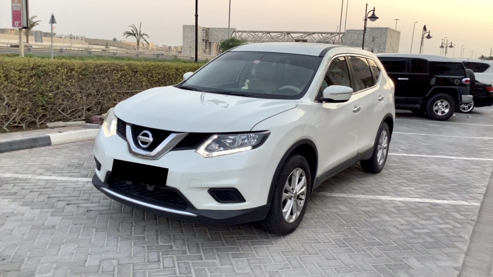 Used Nissan X-Trail (2.5 S 5-seat) 2015 For Sale In Dubai