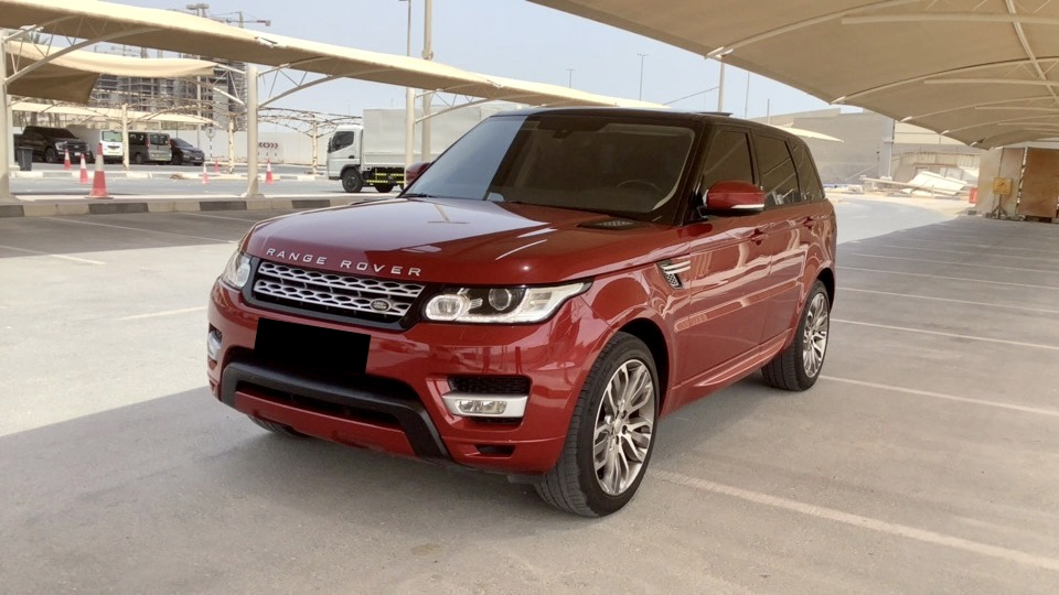 Used Land Rover Range Rover Sport Supercharge 2014 For Sale In Dubai