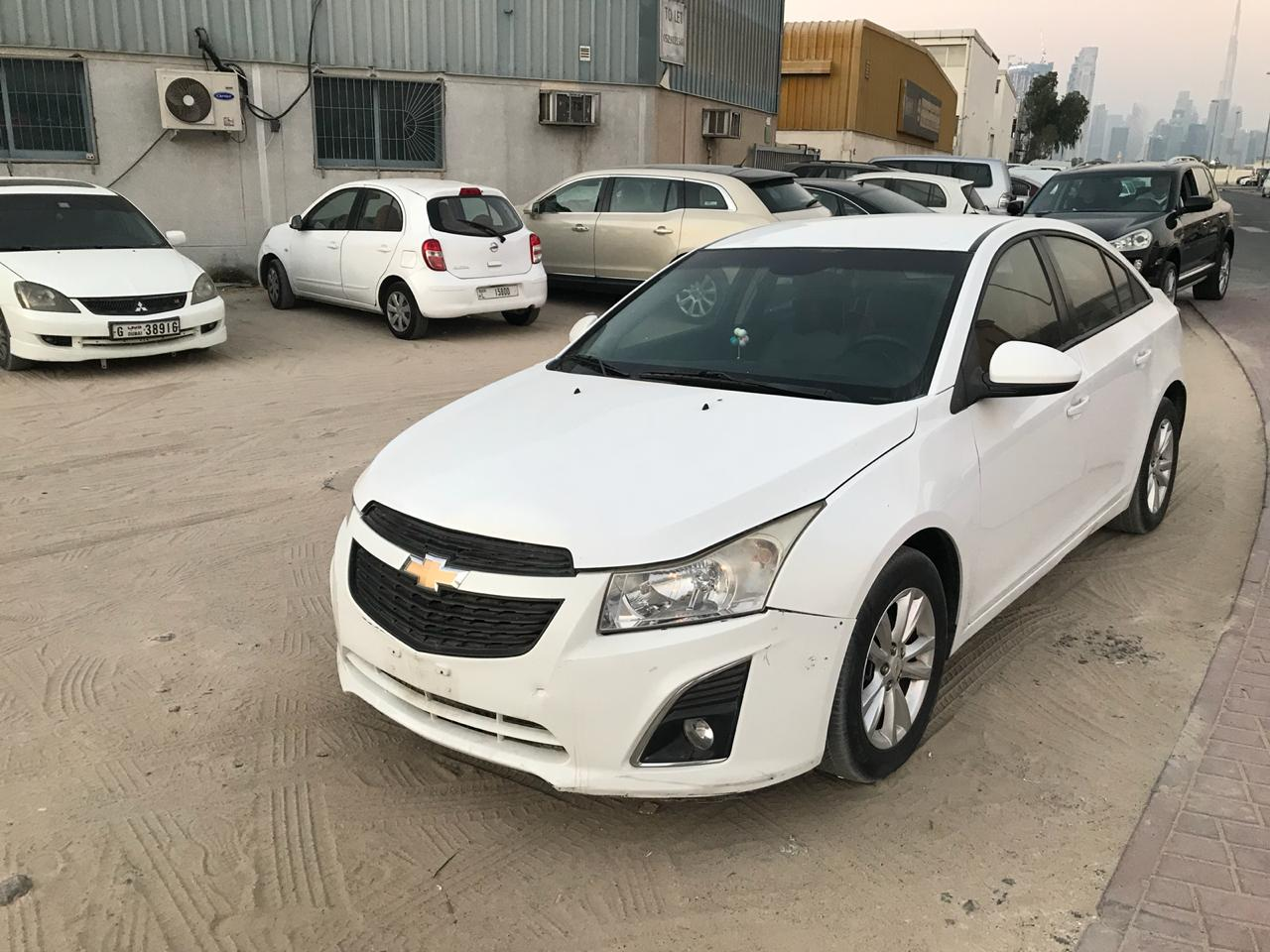 Used Chevrolet Cruze 2013 For Sale In Dubai