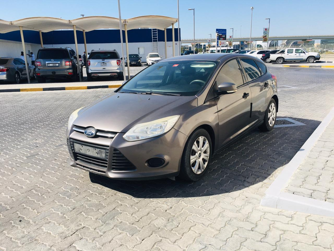 Used Ford Focus 1.6L 2013 For Sale In Dubai