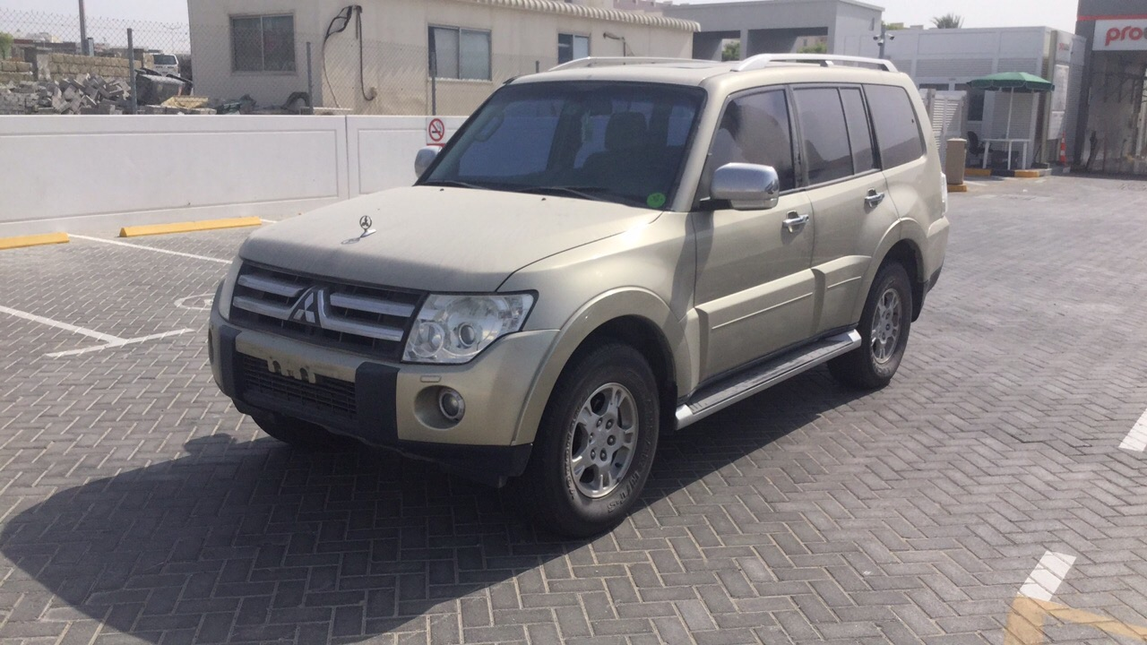 Used Mitsubishi Pajero 3.0 2008 For Sale In Dubai