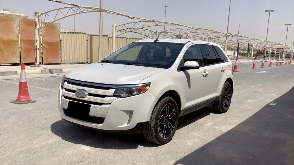 Used Ford Edge 3.5 SEL AWD 2013 For Sale In Dubai
