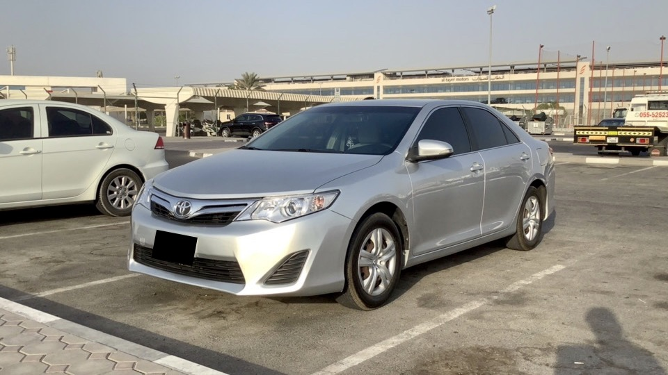 Used Toyota Camry S 2015 For Sale In Dubai