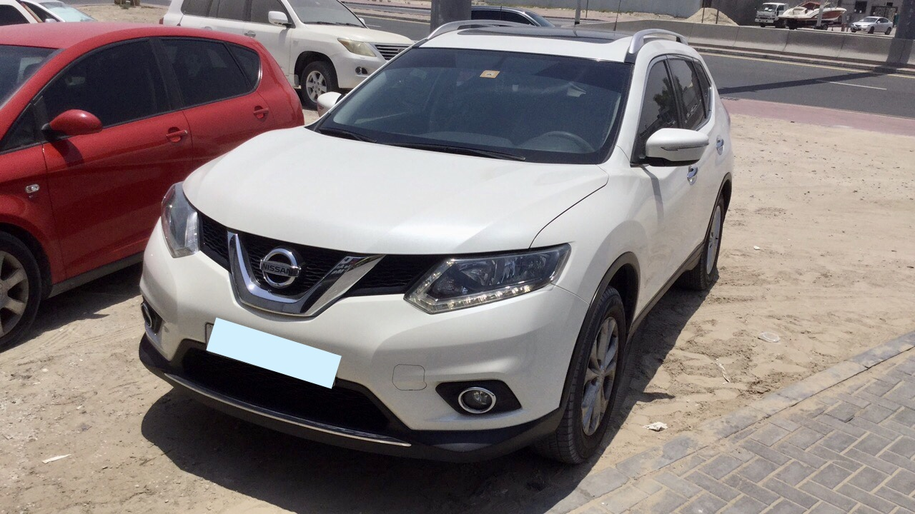 Used Nissan X-Trail (2.5 S 7-seat) 2015 For Sale In Dubai