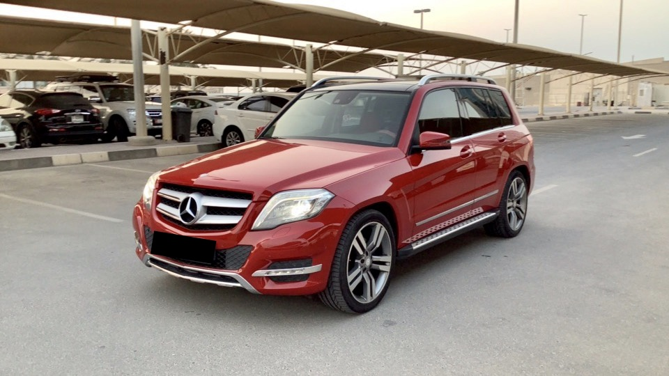 Used Mercedes-Benz GLK 250 2015 For Sale In Dubai